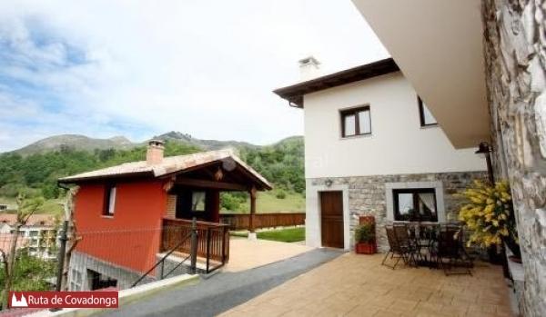Casa rural casa ramona covadonga casas rurales covadonga alojamientos covadonga - Casa rural en cangas de onis ...